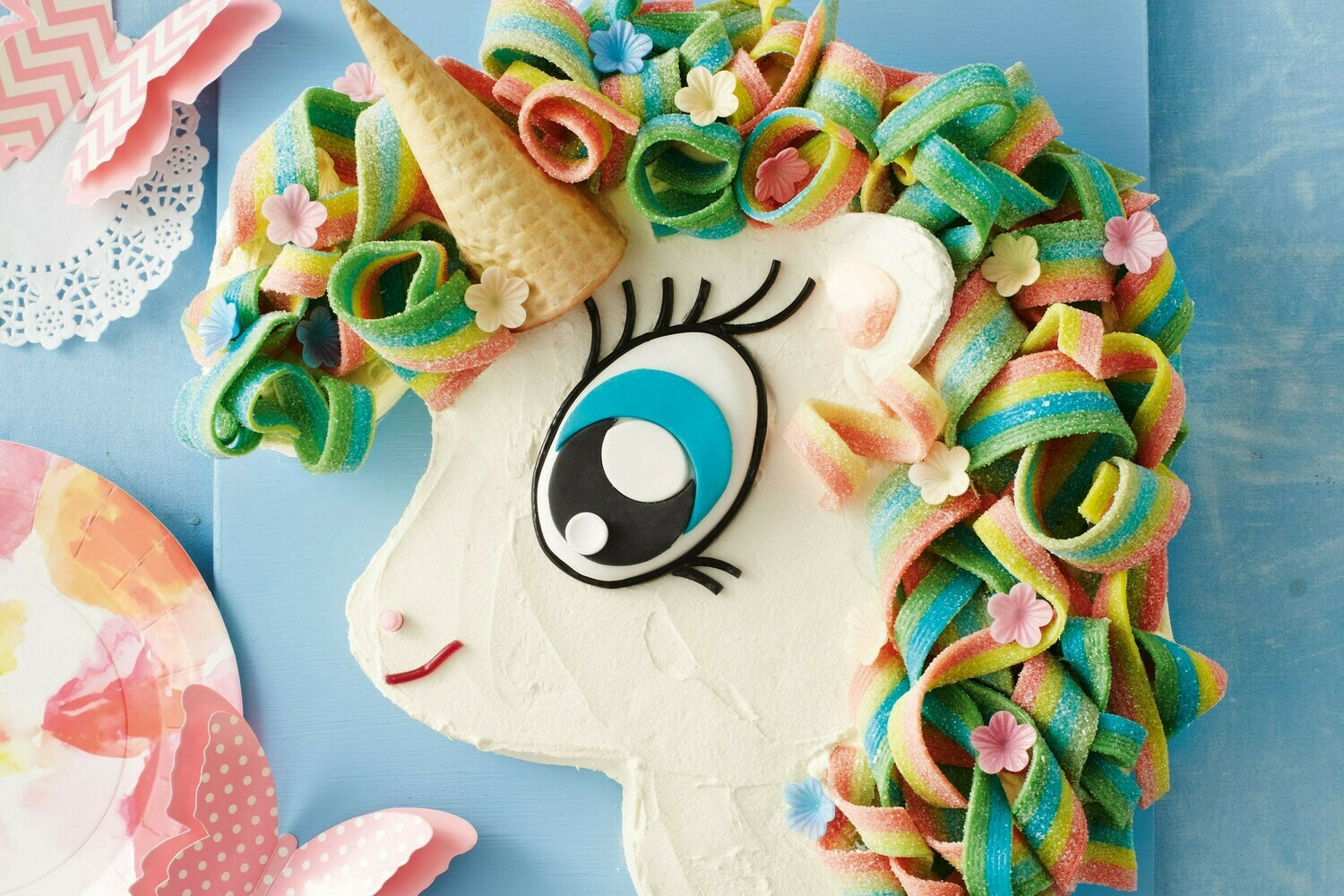 Unicorn pull-a-part cake - School Holiday Workshop For Kids - Tuesday 7 July 2020 - 1pm to 3pm