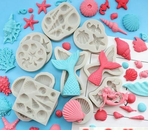 2D Fondant Moulding Freestyle for Cupcakes - Kids School Holiday Workshop - Tuesday 19th January 2021 (9.30am - 11am)