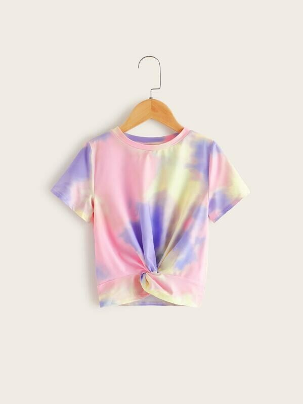 Tie Dye Fun - School Holiday Workshop for Kids - Tuesday 12th January 2021 (12pm - 1.30pm)