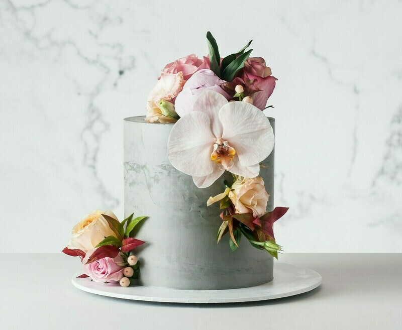 Concrete Cake - Workshop for Adults - Monday 3 May 2021 - 10am to 2pm