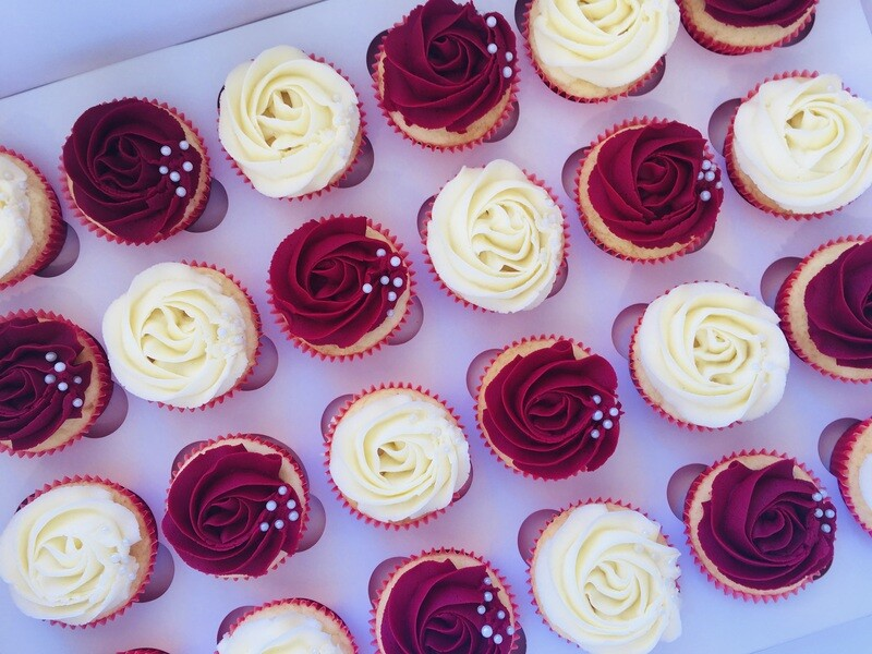 Rosette Cupcakes - Workshop for Adults - Monday 31 April 2021 - 10am to 2pm