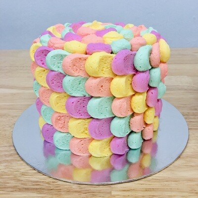 Petal Cake - Workshop for Adults - Monday 26 April 2021 - 10am to 2pm