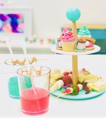 6+ High Tea - School Holiday Workshops for Kids - Tuesday 13 April 2021 - 2pm to 3:30pm
