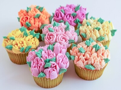 8+ Russian Piping Tips - School Holiday Workshop for Kids - Tuesday 13 April 2021 - 11.30am to 1pm