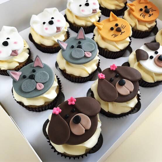 Cuteness Overload Cupcakes (5+) - Kids School Holiday Workshop - Wednesday 30 June 2021 (10am - 12pm)