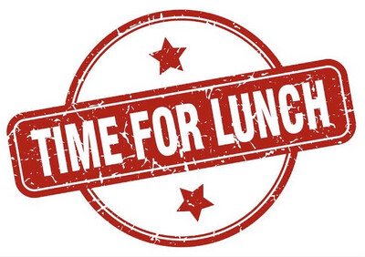 Lunch for School Holiday Workshops