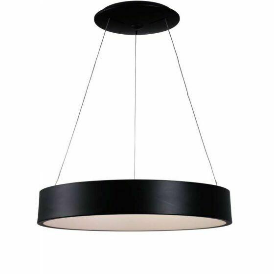 Mica Black Large Pendant / 3K 36W LED AP-1144-BLK-3K
