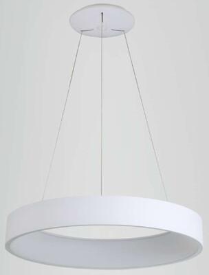 Mica White LED pendant