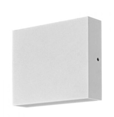 Bora II White Up/Down wall light