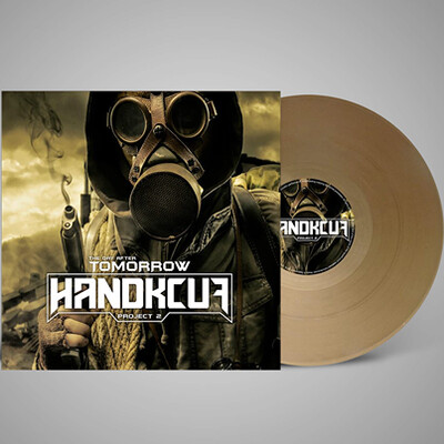 Handkcuf Project 2 / The Day After Tomorrow (Vinyl)