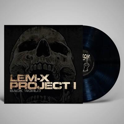 Lem-X Project 1 / Back World (Vinyl)