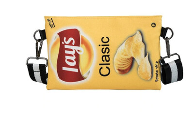 Lays Chip Cross over Bag