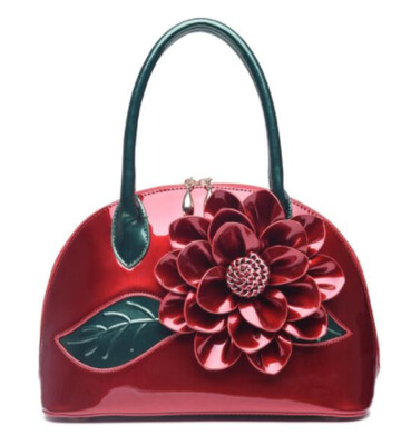 Blooming Bouquet (Candy Red)