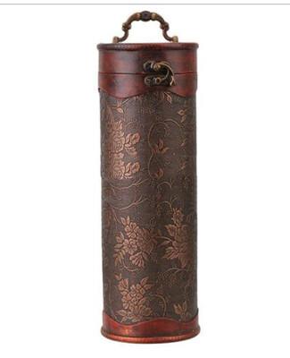 Wooden Vintage Wine bottle storage