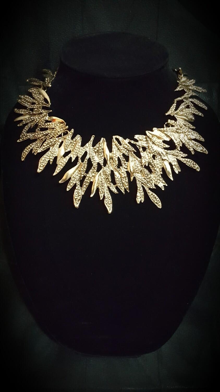 Cat collar necklace