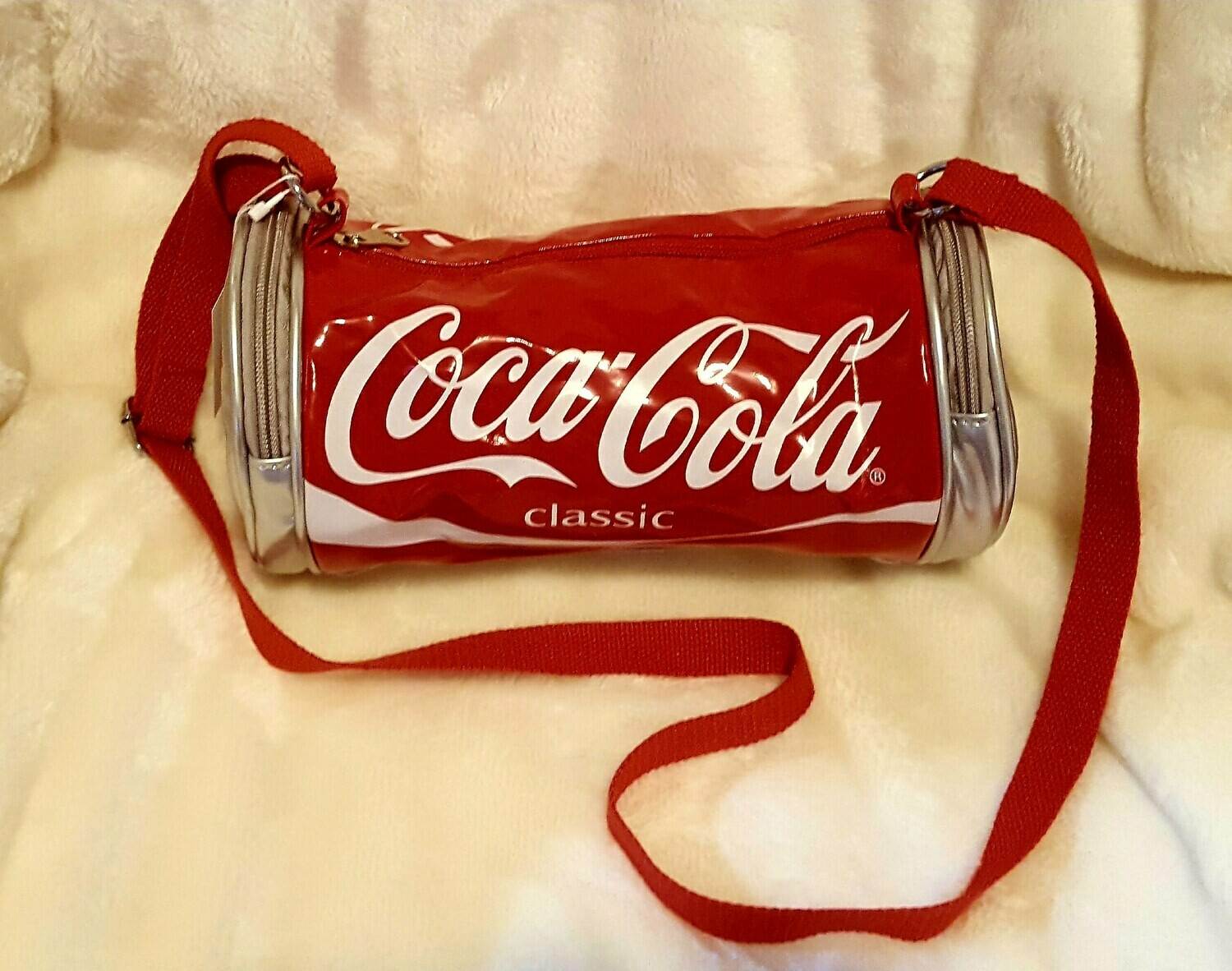 Classic Coca-Cola Inspired Can Pursenality