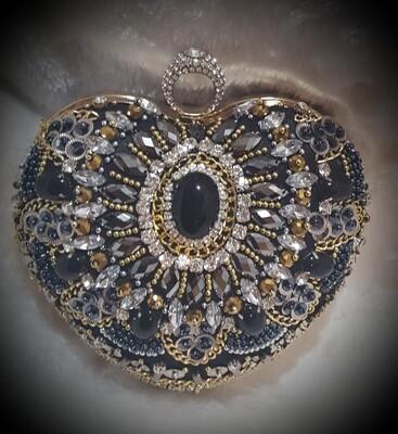 Razzle Dazzle Me (Black Pearl & Diamond)