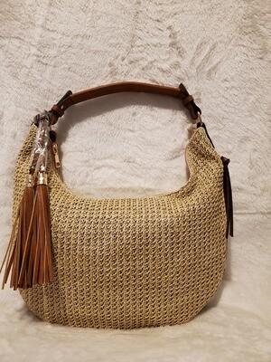 Bamboo Wicker Style Hobo Pursenality