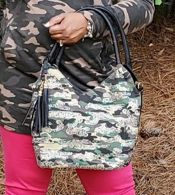 Embellished Shines in Camo