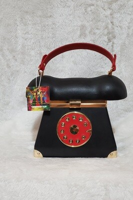 Call Me ☎️  TelePursenality (Telephone Purse)