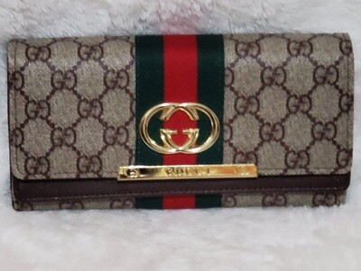 Gucci Brown Wallet