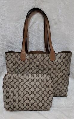 Gucci with Makeup Bag
