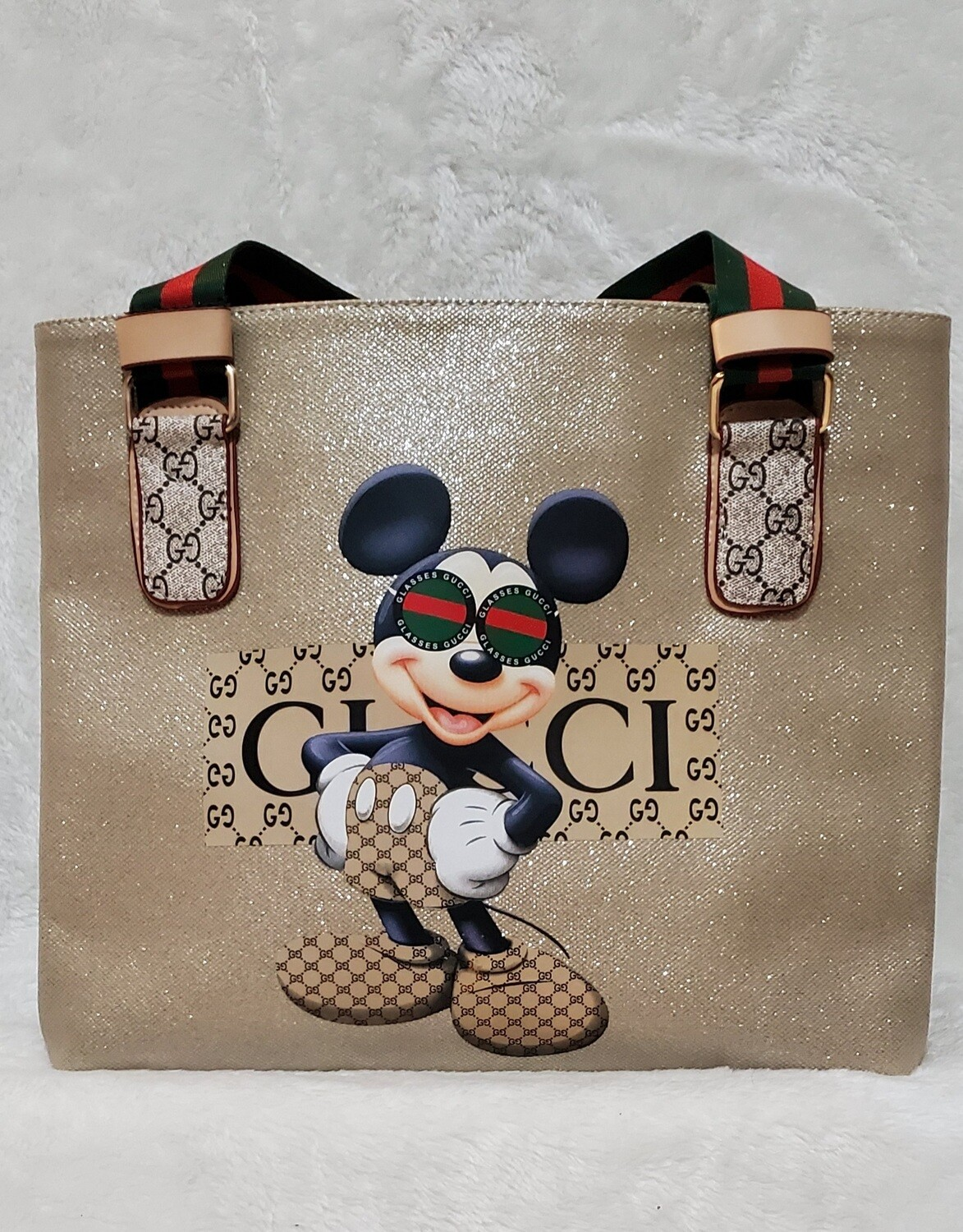 Mickey Mouse Gucci Limited Edition (Gold)