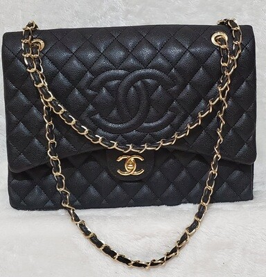 Chanel Quitted Large Classic