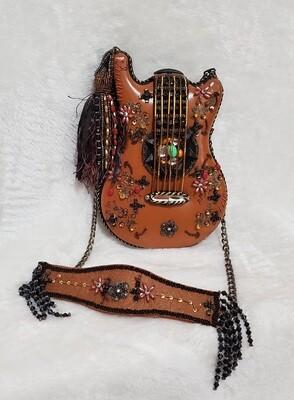 🎸 Guitar Love (Brown)