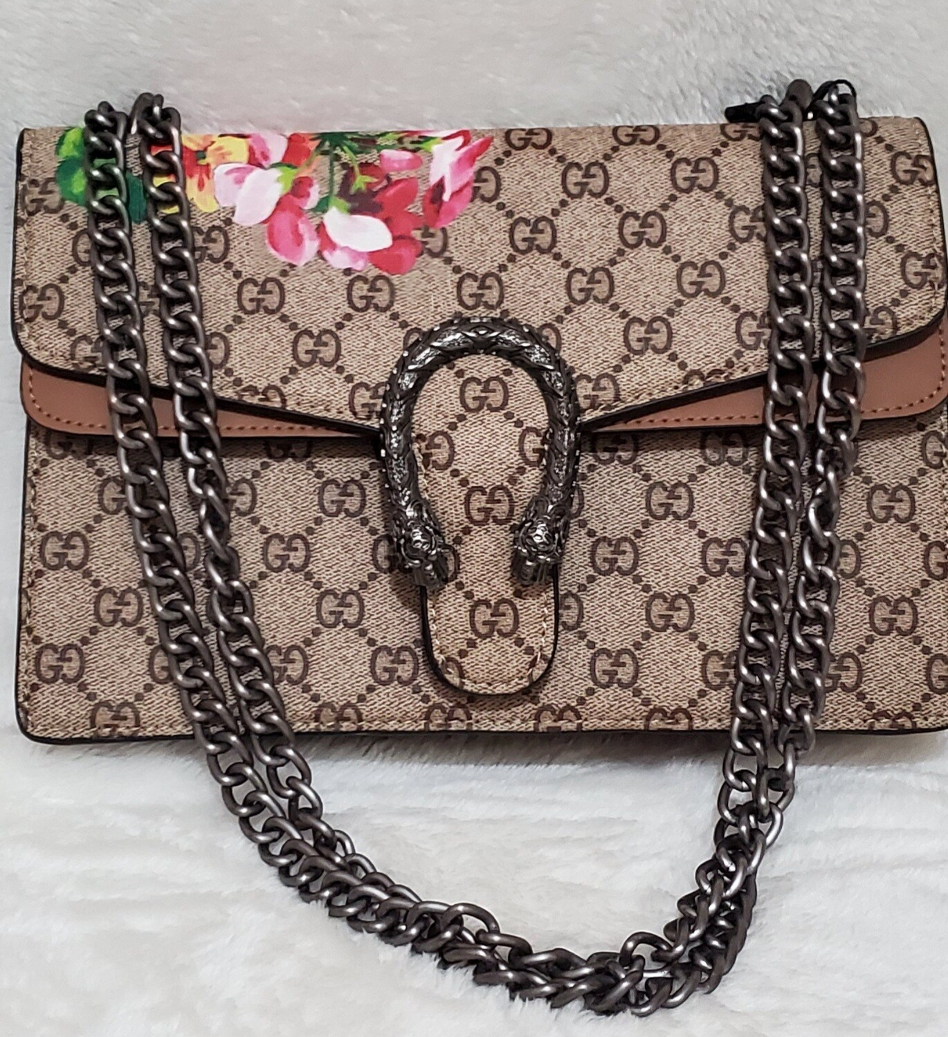 GG Bloom crossbody