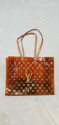 LV Carmel Clear Beach Lg Bag