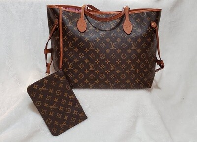 LV  Monogram Neverfull GM