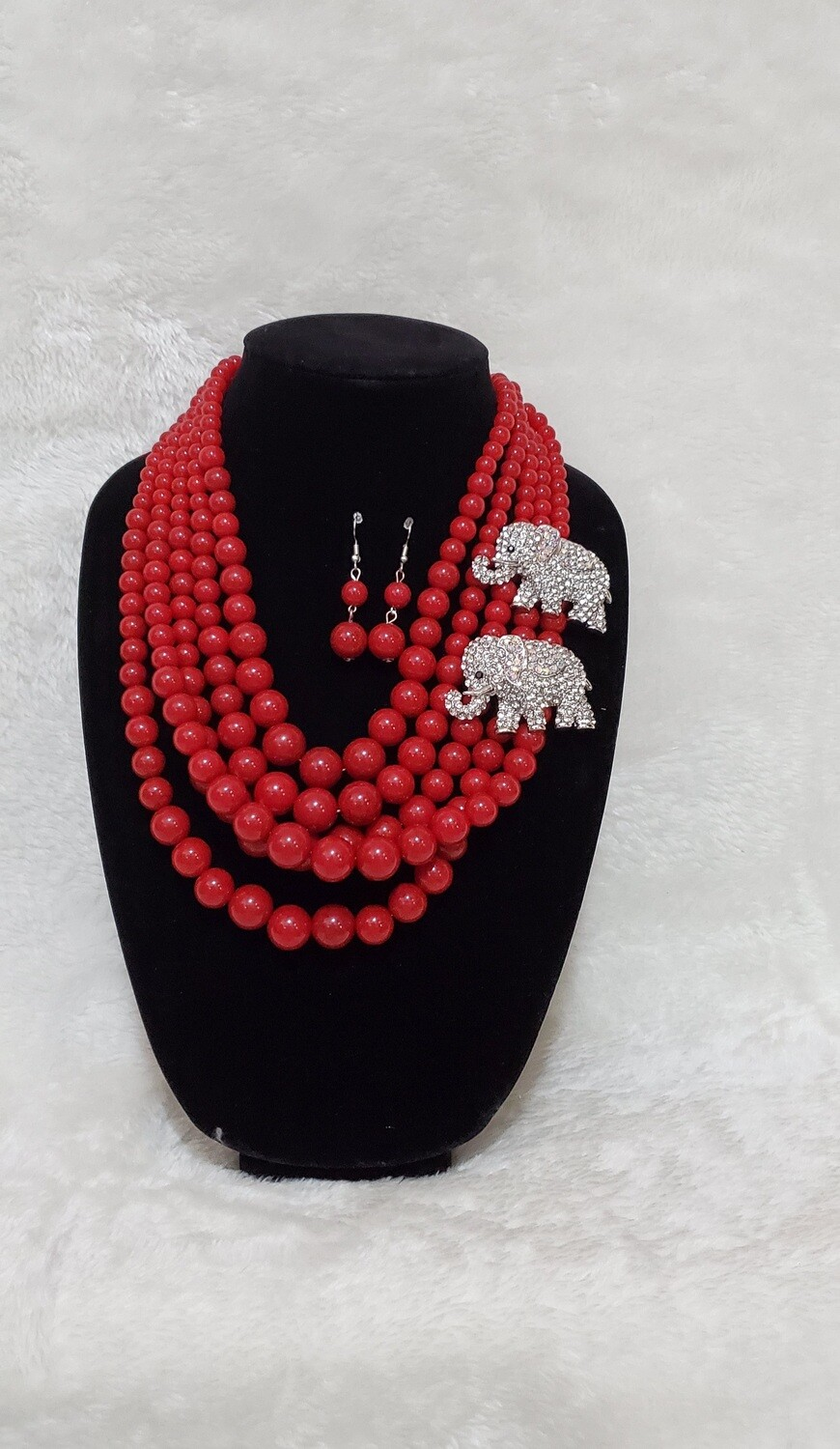 Elephant of Elegance (RED)