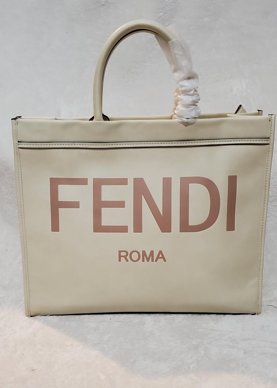 FENDI TOTE (Beige)