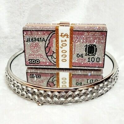 Diamond Dazzle Dollar Pursenality