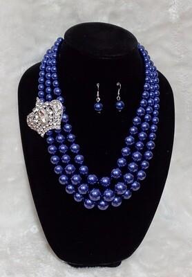 Blue Electric Queen