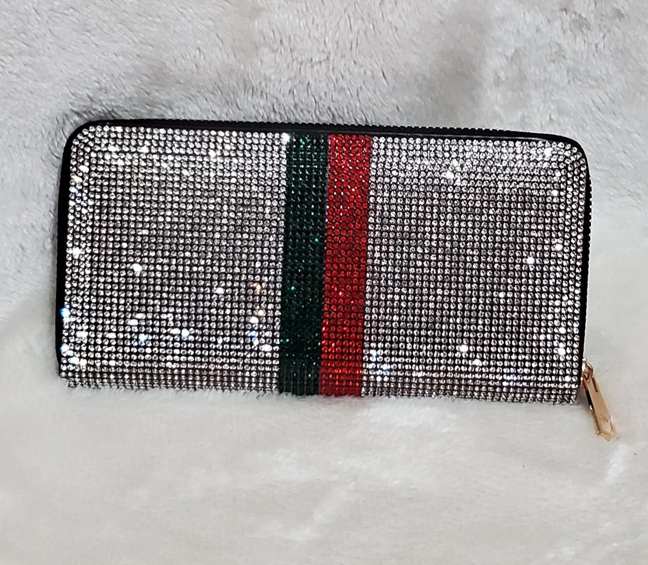 Inspired Bling Wallet