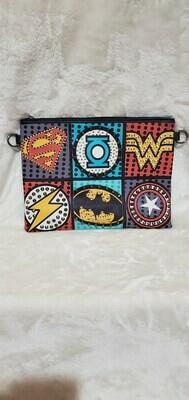 I AM Superwoman Clutch/ Crossbody
