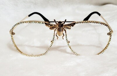 Bling Bee Glasses