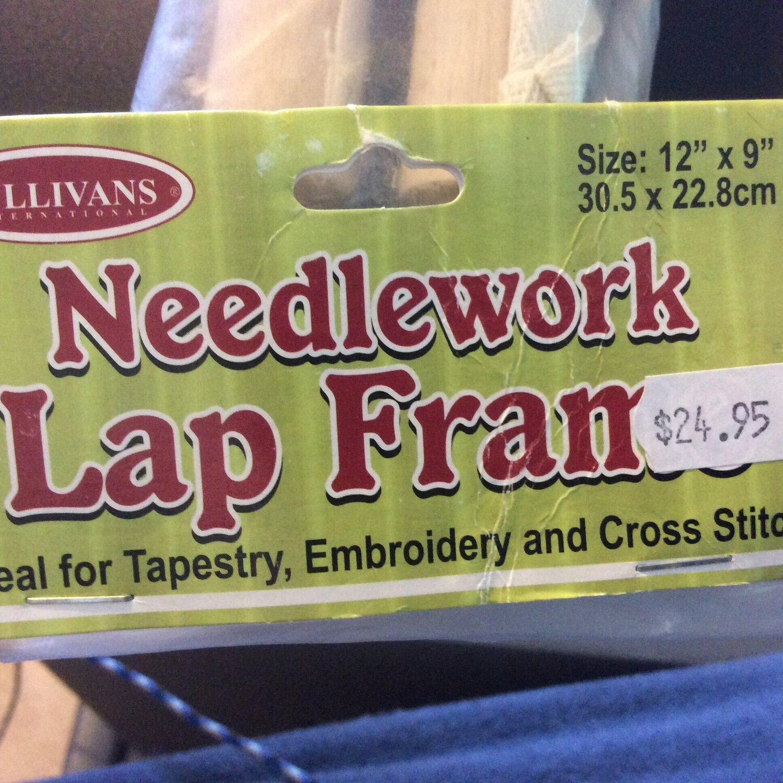 "Sullivans Lap Frame Timber 12"" x 9"""