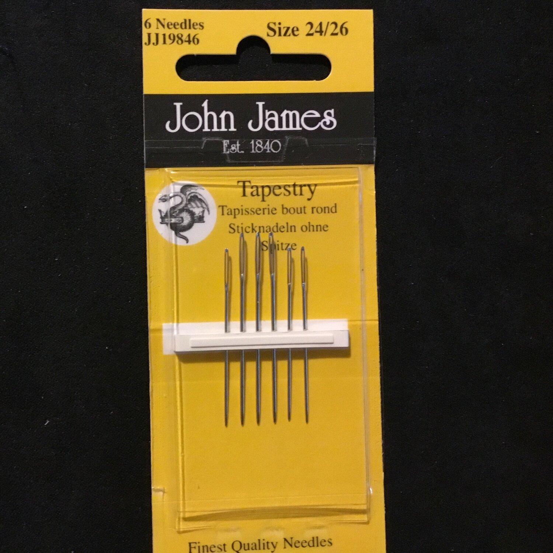 John James Tapestry #24/26 pkt (JJ19846)