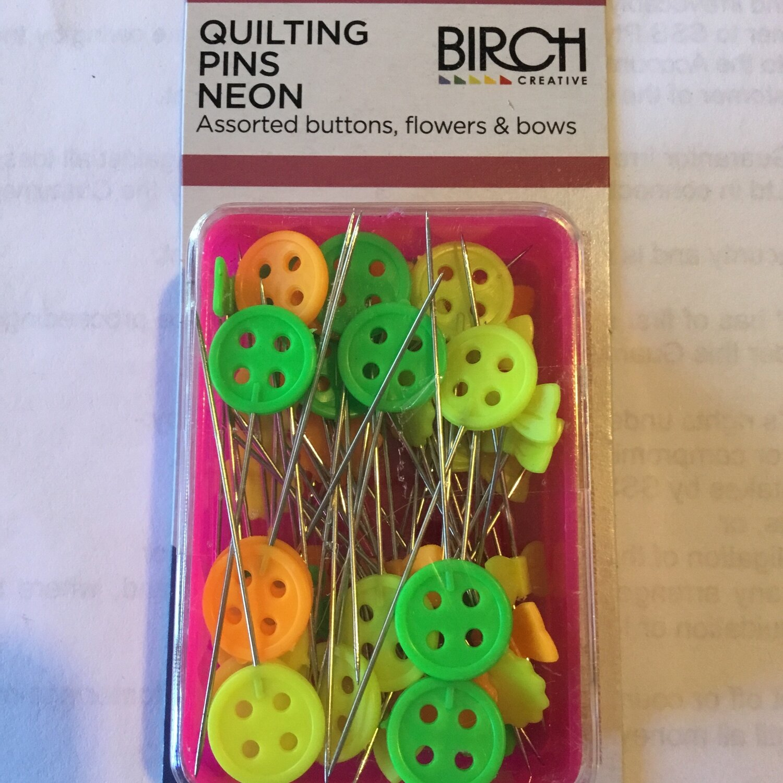 Birch Quilting Neon Box 50pc (012008)
