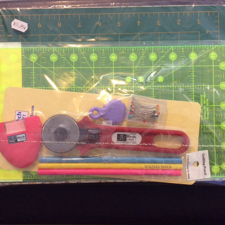 Quilting Patchwork Starter Board Set