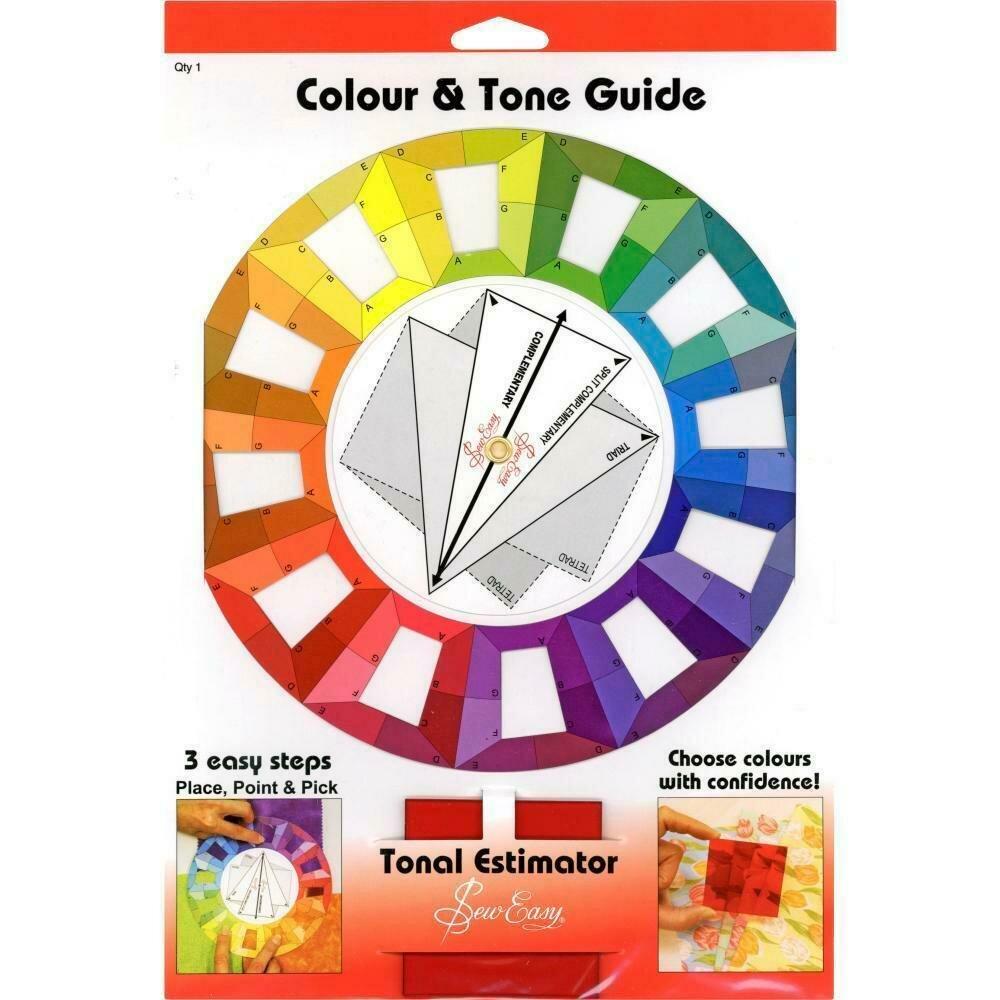 Sew Easy Colour & Tone Wheel (ER995)