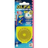 OLFA Rotary Blade 45mm Pinking PRB45-1 (OL4141)