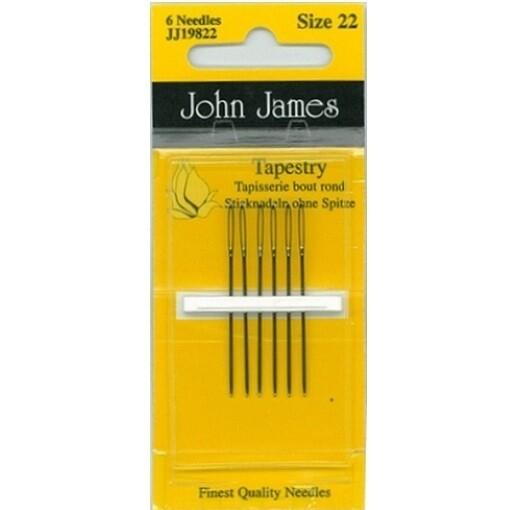 John James Tapestry #22 pkt (JJ19822)