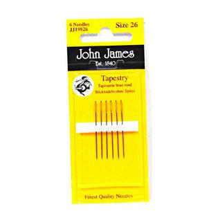 John James Tapestry #26 pkt (JJ19826)