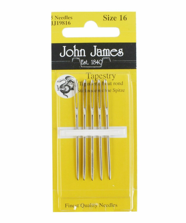 John James Tapestry #16 pkt (JJ19816)