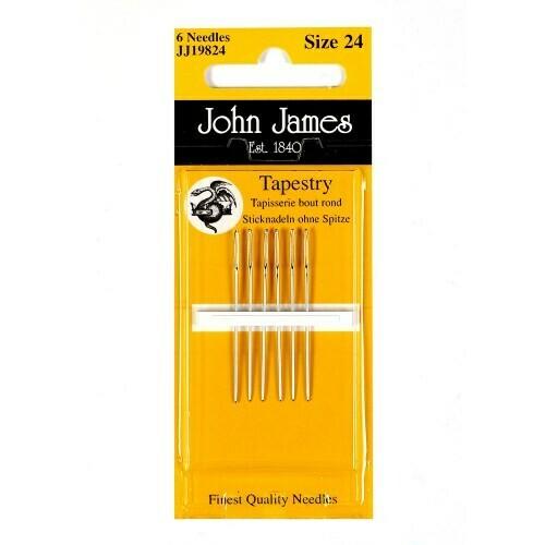 John James Tapestry #24 pkt (JJ19824)