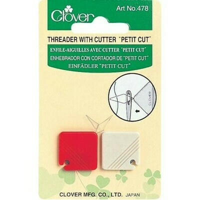 Clover Threader with Cutter (478)